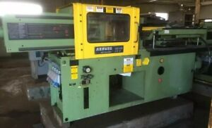 Arburg Allrounder 500 210 270 D 50 Ton Plastic Injection Machine 230v