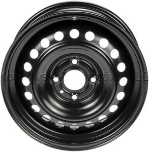 Sentra 16 Inch Steel Wheel New 40300 Et07a 07 09 10 12 11 Dorman 939 112