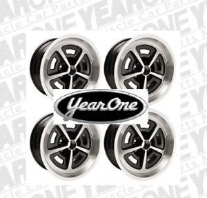 Yearone Mopar Magnum 17x8 Cast Aluminum Wheel Set Of 4