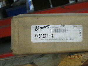 New Browning 4nsr5 X 1 1 4 Gear Rack 5 Pitch 4 Ft L 1 3 4 Face 1 1 4 h
