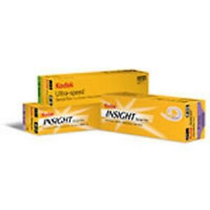 Kodak Df 54 Poly Dental Single Film 0 Bx 100 1228840