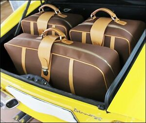 Ferrari Dino 246 Fitted Luggage