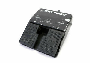 Dyonics Power Footswitch On off Pedal style