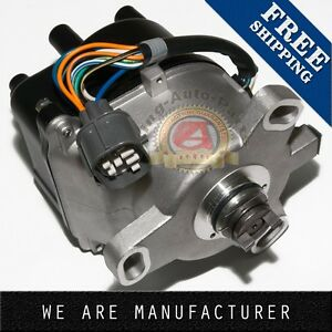 New Ignition Distributor For Honda Crv Cr V B20b4 2 0 Jdm Compatible With Td 97u