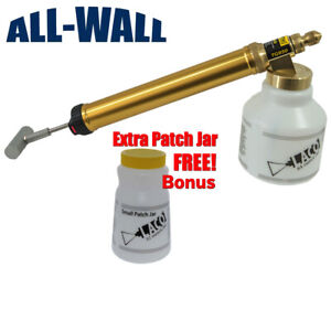 Laco Tg950 Professional Drywall Texture Sprayer Patch Gun Hand Pump All Brass