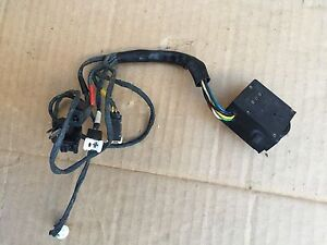 Porsche 944 Turbo 951 Speaker Sound Control Switch Original Oem