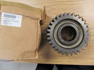 Military Rockwell T 1138 Transfer Case Gear 3892 A 4473 3020 01 142 8090 M939