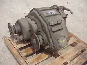 Military Rockwell Transfer Case T 138 G744 5 Ton 6x6