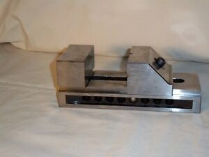 Precision Grinding Vice 7 X 3 8 Holes Total Indicated Runout 0002