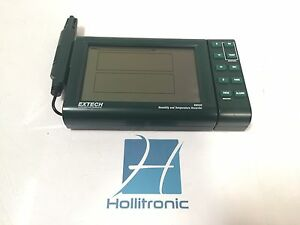 Extech Rh520 Humidity And Temperature Recorder
