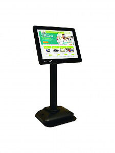 Bematech 8 4 Lcd Pole Display 800x600 Resolution Usb Interace
