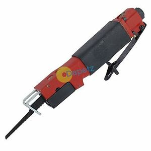 Air Body Saw Reciprocating Pneumatic Metal Cut Off Tool With 2 Blades