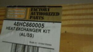Carrier 48hc660005 Heat Exchanger Kit Al ss new In Crate And Bubble Wrap
