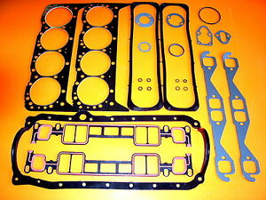 1996 2002 Fits Chevrolet Gmc Truck 350 5 7 5 7l Vortec Engine Gasket Set