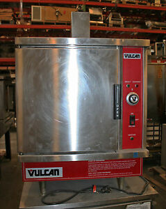 Vulcan Vsx5g Gas Convection Steam Oven Steamer