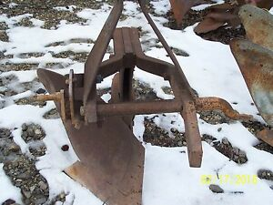 Ford 101 Single Plow 3pt Pretty Good Ole Plow