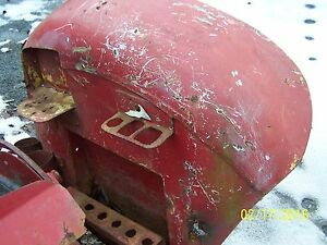 International 424 2424 444 2444 Tractor Right Rear Fender
