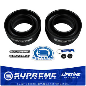 3 Front Leveling Lift Kit For 2008 2018 Dodge Ram 1500 Polyurethane Spacers 2wd