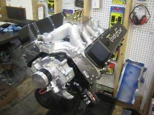 Ford 460 Based Engine Dyno Tuned 800hp Mustang Vacuum Class Or Hot Street Bbf