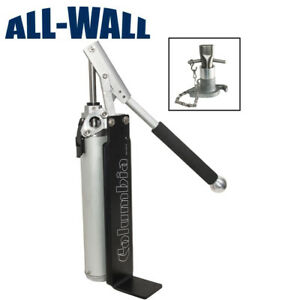 Columbia Drywall Compound hot Mud Loading Pump With Box Filler Fitting