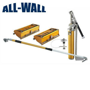 Tapetech Basic Drywall 10 12 Flat Box Set With Extender Handle Pump Filler