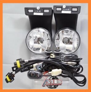 94 01 Dodge Ram Clear Fog Lights Driving Oem Replacement Lamps Wiring Switch