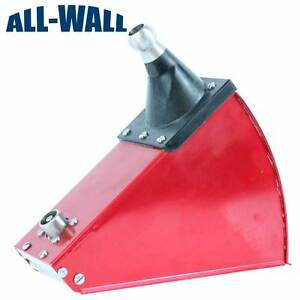 Level5 8 Drywall Finishing Angle Box corner Applicator Head Only new