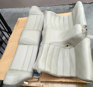 Porsche 944 944 Turbo 944 S2 Rear Seats In Tan