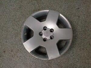 2000 2001 Cadillac Catera 17 Oem 5 Spoke Alloy Wheel