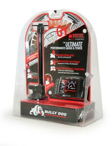 Bully Dog Triple Dog Platinum Gt Gas Tuner And Gauge Bd40417