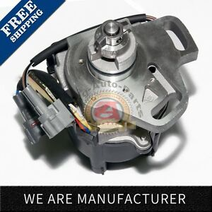 New Ignition Distributor For 1991 1995 Toyota 5afe 19020 15180 2 4 Ae100