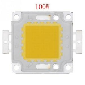 1pc 100w High Power Led Integrated Chip Light Source 30 32v 6000 7000lm