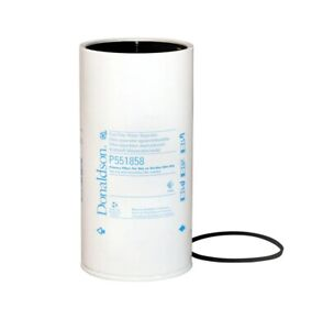 Donaldson P551858 Fuel Filter Water Separator For Racor Fuel System R120t