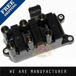 New Ignition Coil Pack For Ford Mazda Mercury V6 Fd 498 Dg485 C1312 5c1124