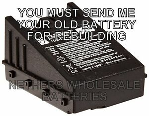 Re build Service For Brady 42008 Battery Fits Tls2200