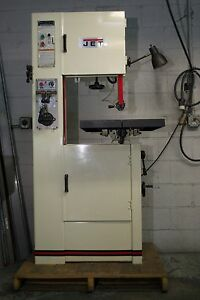 Jet Vertical Band Saw Vbs 1610