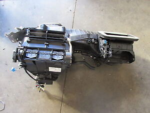 2010 Volkswagen Cc Sport Heater Core Unit Temperature Box Housing Assembly Oem
