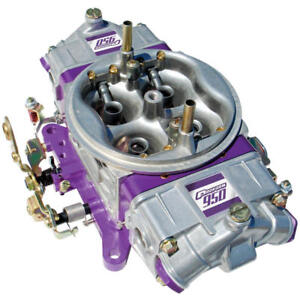 Proform Carburetor 67202 Race Series 950 Cfm 4bbl Mechanical Polished Purple
