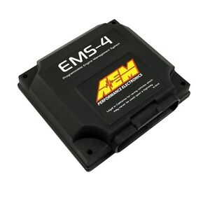 Aem 30 6905 Ems 4 Universal Standalone Engine Management For 1 2 4 Cylinder