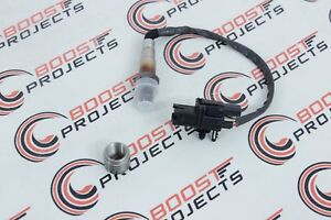 Aem Wideband Uego Sensor With Stainless Manifold Bung Install Kit 30 2063