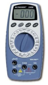 Bk 2408 Mini pro Digital Multimeter With Non contact Voltage Tester