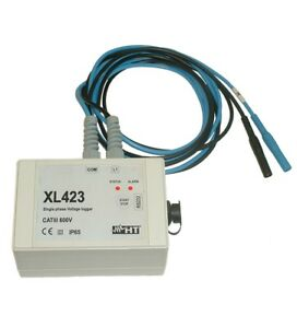 Ht Instruments Xl423 Single phase Voltage Data Logger