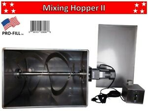 Mixing Hopper 2 Fits Piston Fillers With 2 5 Ferrule last One In Stock