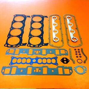 1985 1995 Fits Ford Mustang 302 5 0 5 0l Head Gasket Set