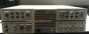 Sys 322a Audio Precision Analog Digital I o One Dual Domain Analyzer