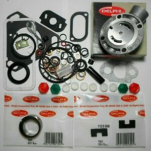Cav Overhaul Rebuild Kit Lucas Dpa Roto Diesel Injection Pump Delphi Mf Ford