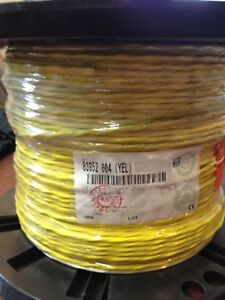 Belden 83952 Thermocouple Wire Type Kx Teflon Fep Shielded Cable 20 2 50 Ft