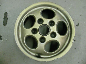Porsche 924 S 911 914 6 356 12 Ats Factory Telephone Dial Wheel 6x15 Rough