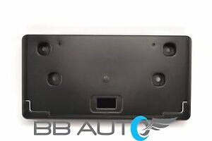 11 14 Chevrolet Cruze Rs Front License Plate Tag Bracket Holder New Gm1068145