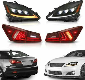120w 12800lm 4 Sides Led Headlight Kit High Beam 9005 Hb3 H10 6000k Xenon Bulbs